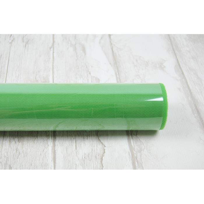 Tiul W Rolce 50 Cm Rolka 9m Ciemny Zielony